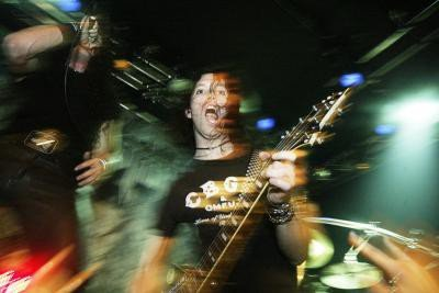 Guitarlir uden guitarlyd