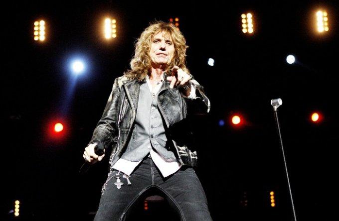Kong Coverdale af Sweden Rock!