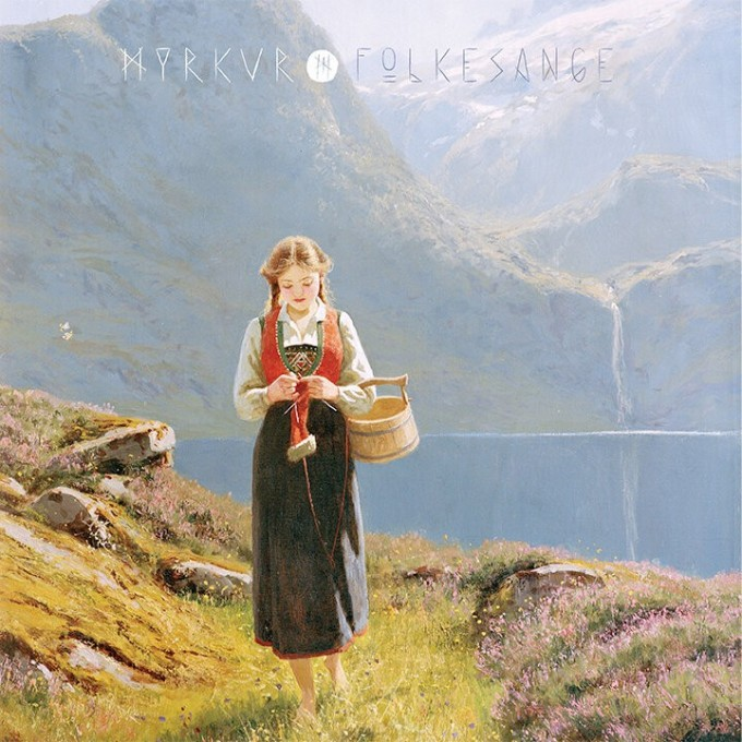myrkur-folkesange-album-art