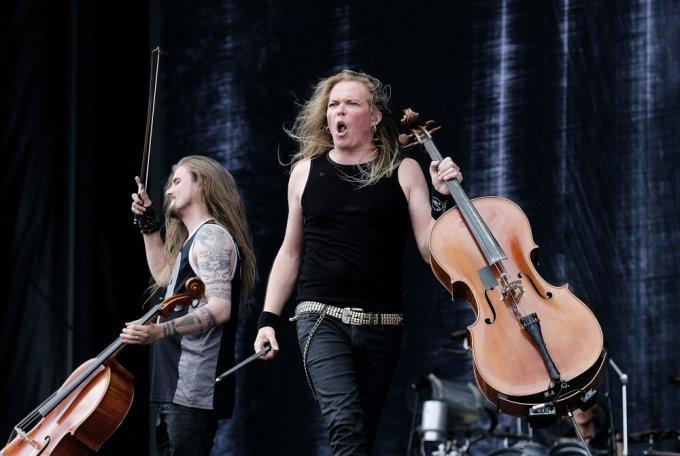 SRF '17: Metallica er bedre på cello