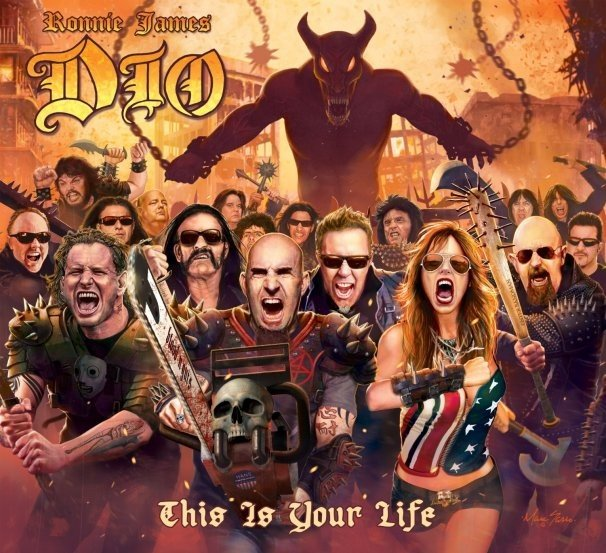 Metallica redder - og reddes af - tribute til Dio