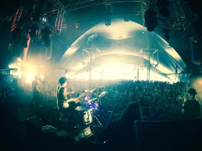 Roskilde Festival '15: Norsk supergruppe gjorde deres bedste