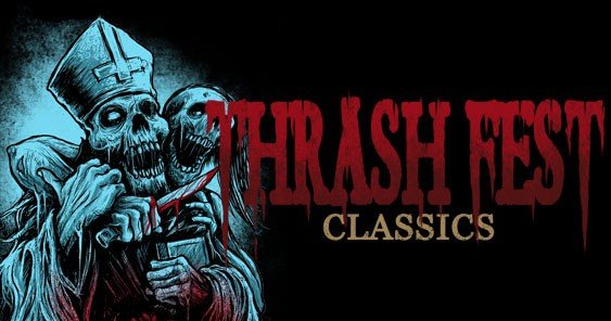 Konkurrence: Thrash Fest