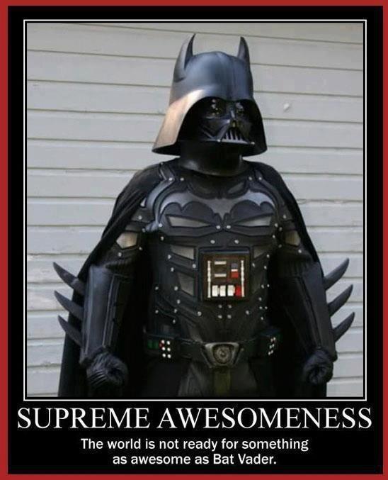 Top 5 - Bat Vader
