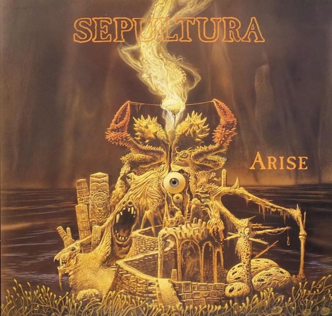 Sepultura Arise