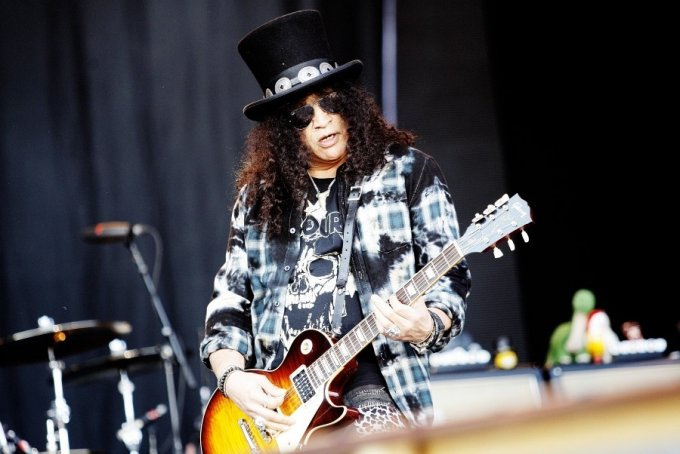 10 hurtige til Slash