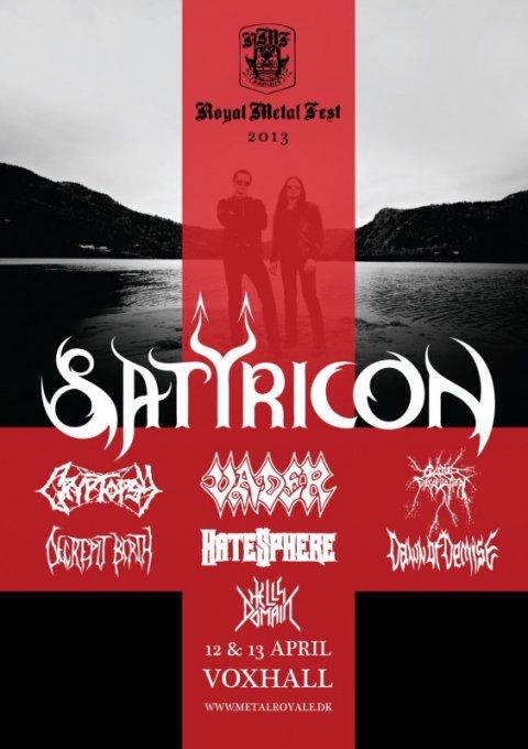 Royal Metal Fest 2013