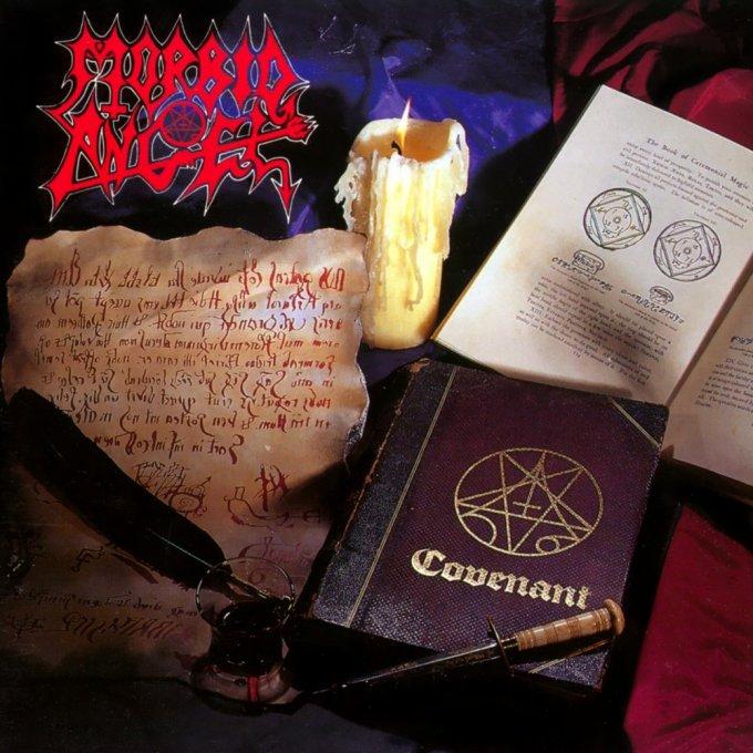 Metaldiktator: Morbid Angel - Covenant