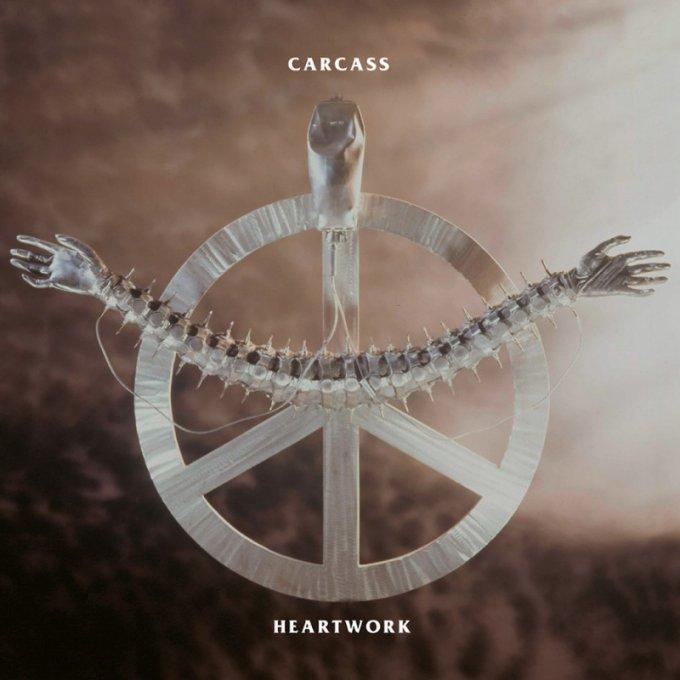 Metaldiktator: Carcass - Heartwork