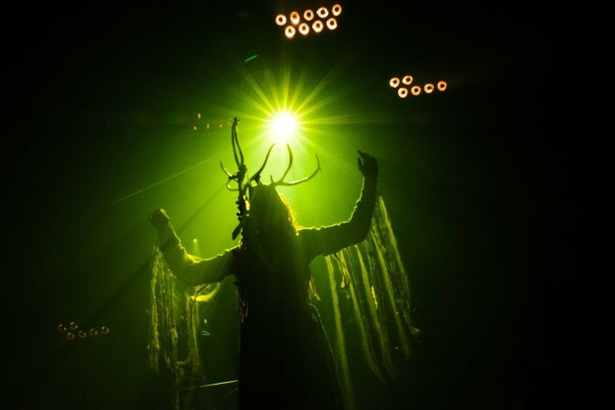 Roskilde '18:  Tranceritual af en anden verden