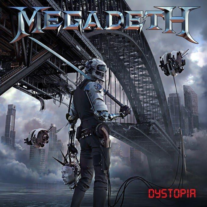 Mustaine genrejser Megadeth