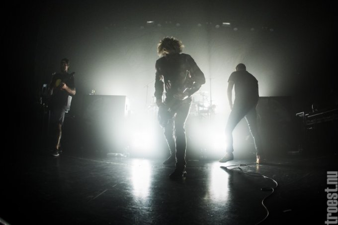 Fotoreportage: Vans of the Wall Music Night