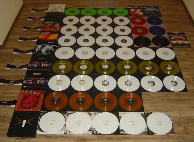 Metallica - samlingen