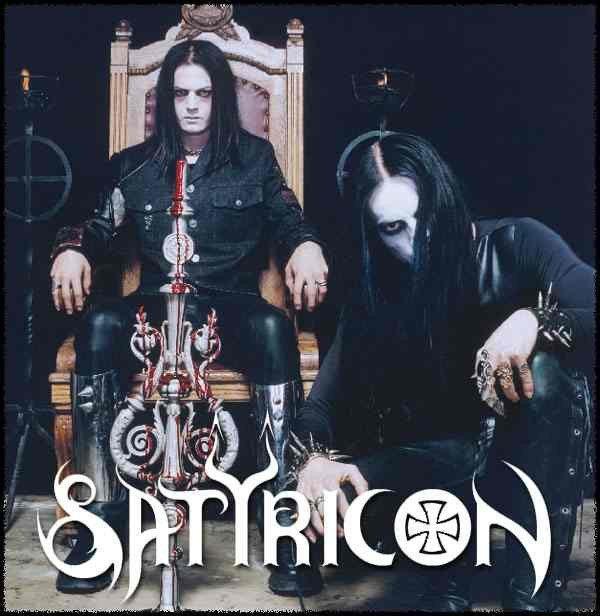 Vind billetter og møde med Satyricon