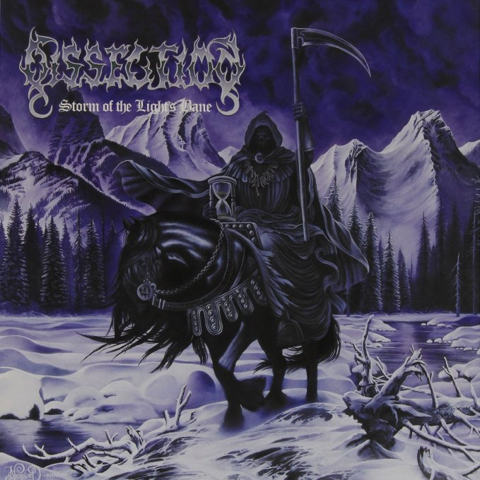Metaldiktator: Dissection – Storm of the Light's Bane