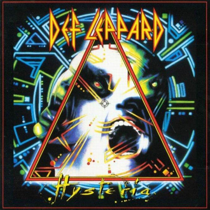 Metaldiktator: Def Leppard - Hysteria