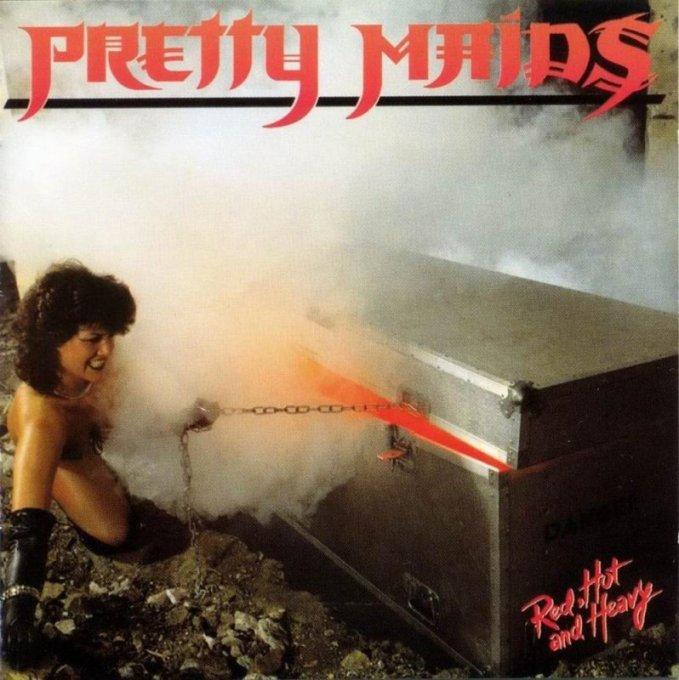 Metaldiktator: Pretty Maids - Red, Hot and Heavy