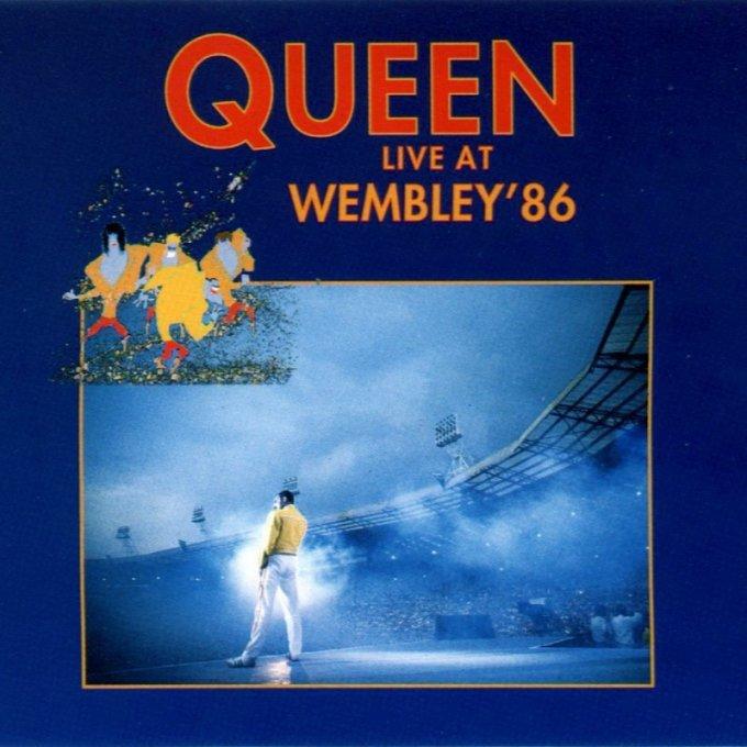 Metaldiktator: Queen - Live at Wembley '86