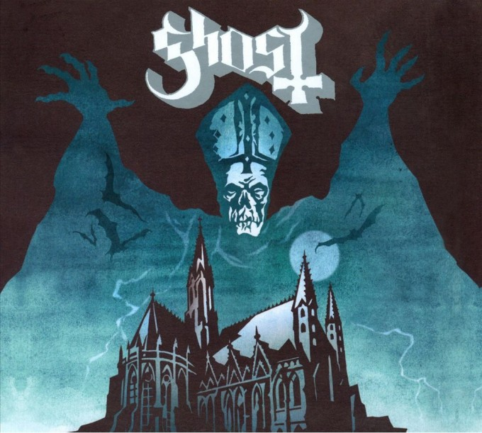 ghost opus eponymous