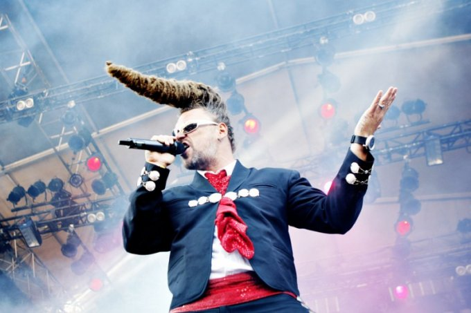 Sweden Rock Festival: Fredag