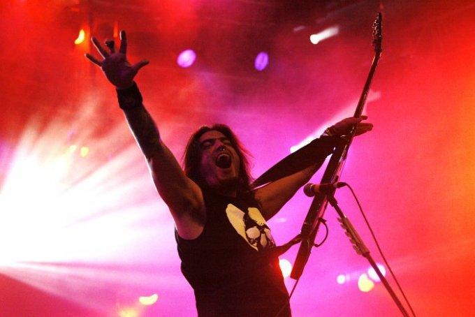 Machine Head - Arena, Roskilde Festival