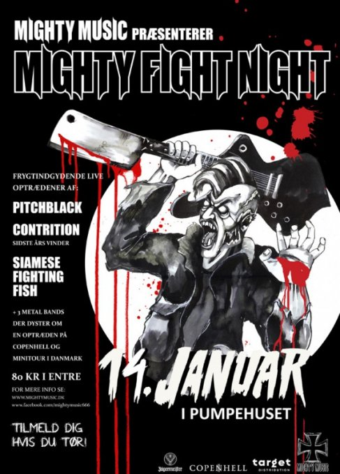 Nyt tiltag i Mighty Fight Night!