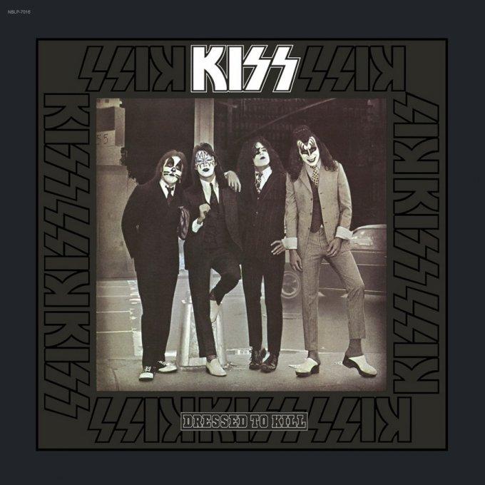 Metaldiktator: Kiss - Dressed to Kill
