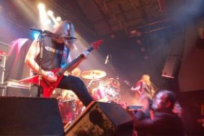 Sweden Rock 2007: Onsdag