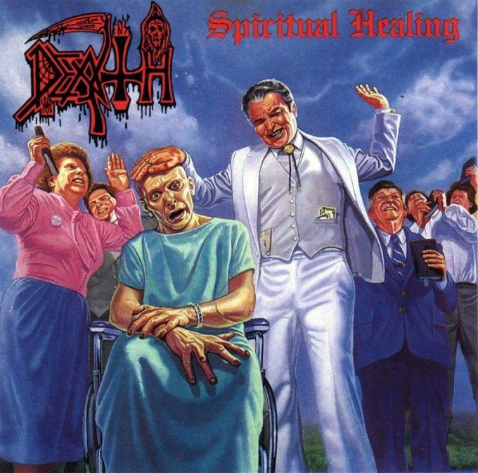 Metaldiktator: Death - Spiritual Healing