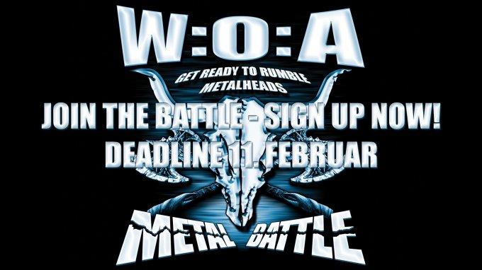 W:O:A Metal Battle 2018