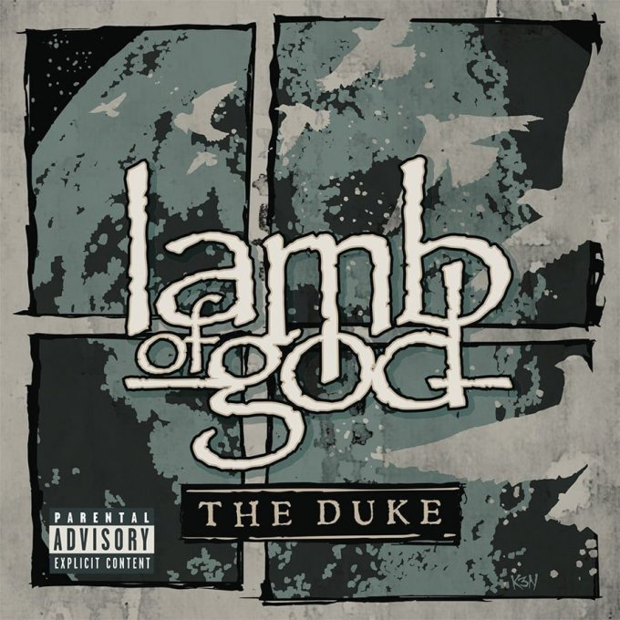 Lamb of Gods rockede salut