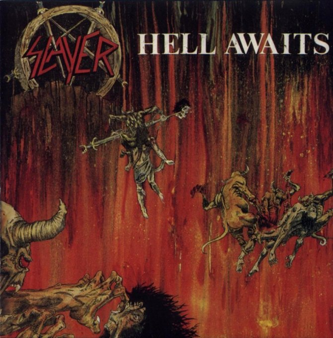 Metaldiktator: Slayer - Hell Awaits
