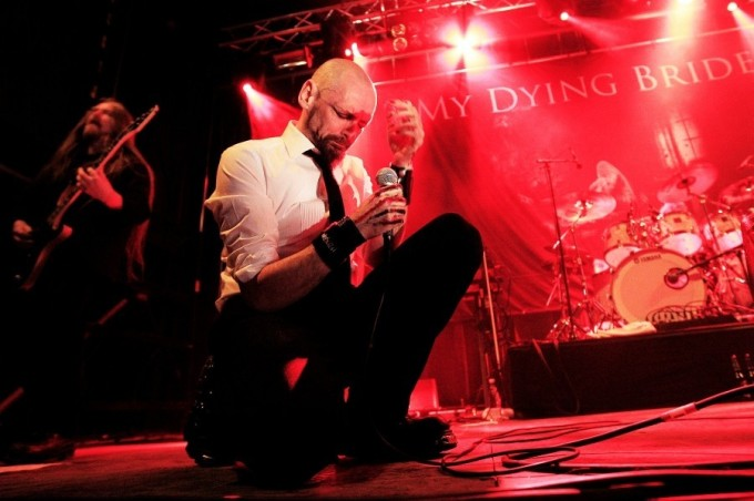 My Dying Bride, Copenhell 2014