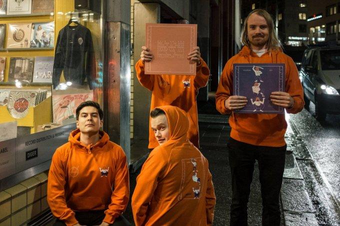 Voldelige tider i Norges hovedstad
