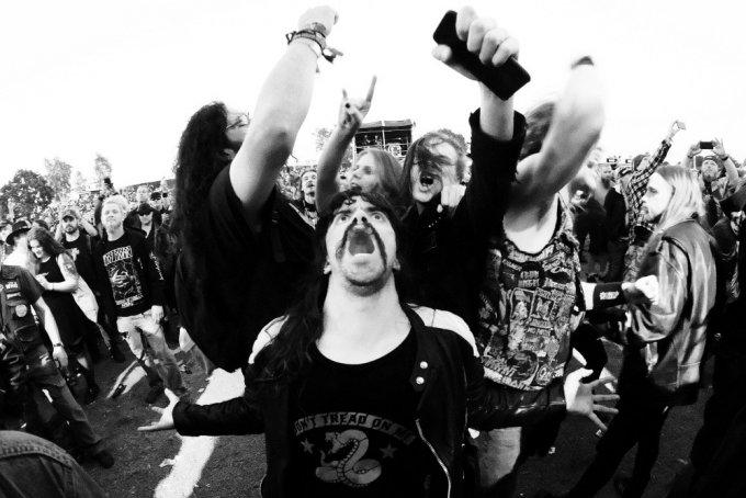 Fotoreportage: Sweden Rock Festival 2017