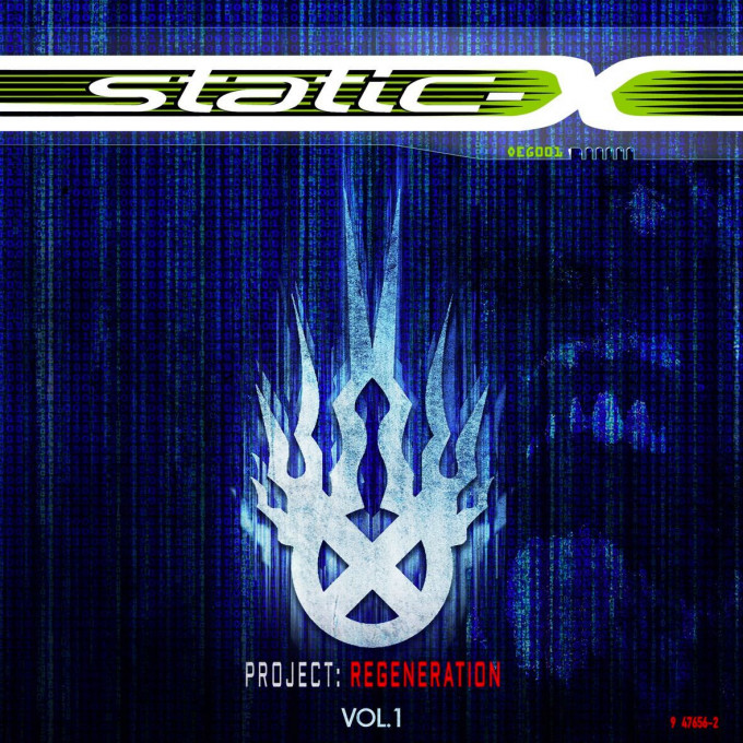Static-X-Project-Regeneration-Vol-1