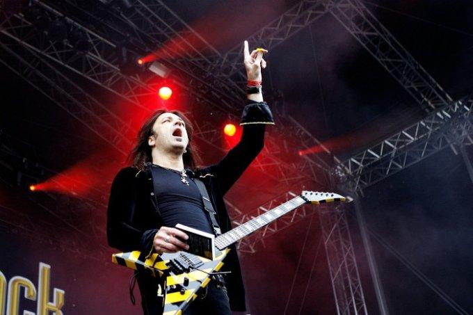 Sweden Rock Festival 2011 - Fredag