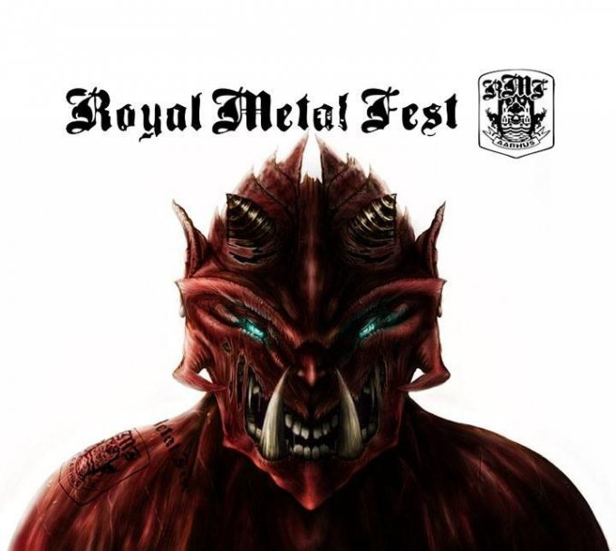 Royal Metal Fest 2014 en realitet