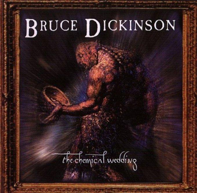 Metaldiktator: Bruce Dickinson - The Chemical Wedding