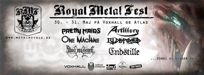 Konkurrence: Royal Metal Fest 2014