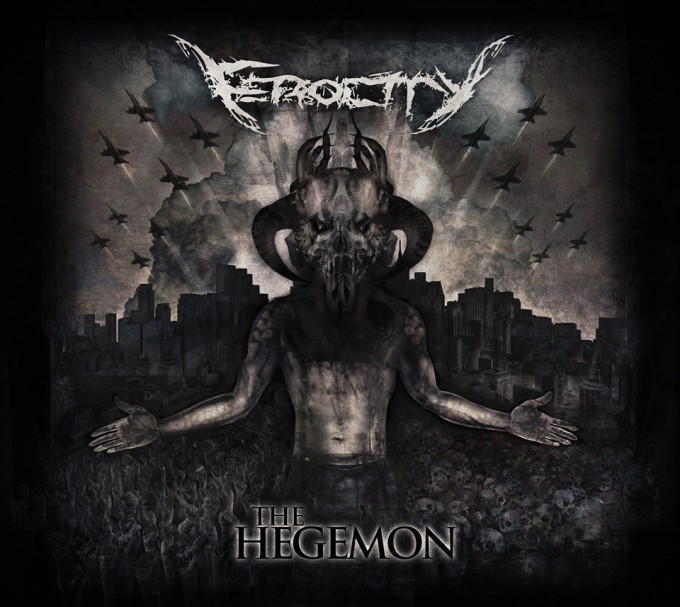 Ferocity - The Hegemon - cover
