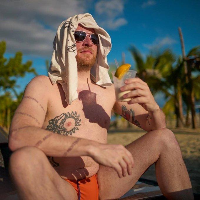 10 hurtige: Bjarke Ahlstrand