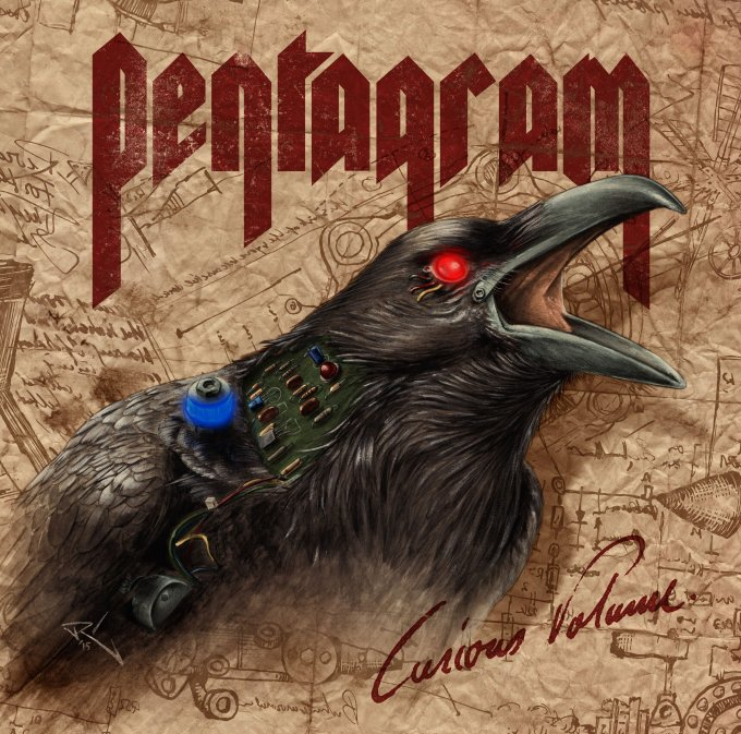 Opperen med Pentagram!
