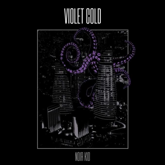 Violet Cold Noir Kid