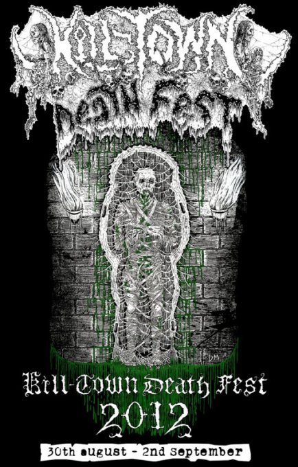 Top 5 - Kill-Town Death Fest 2012