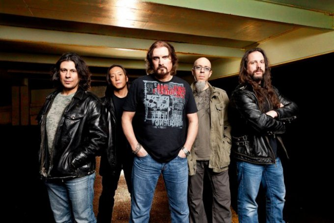 Konkurrence: Dream Theater