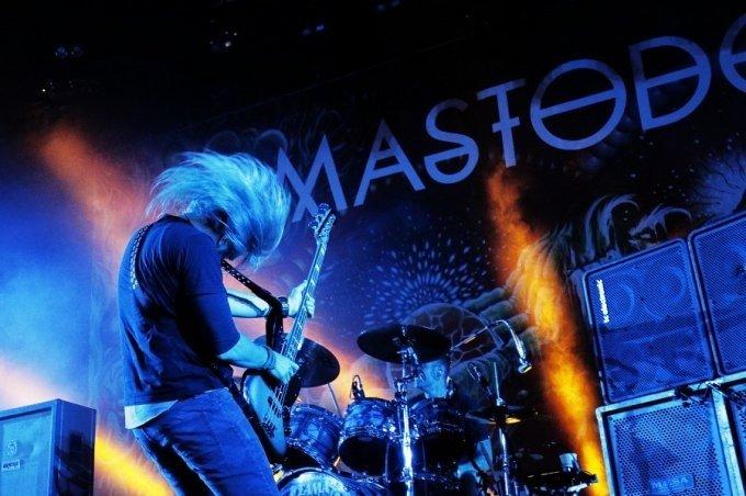 Top 5 - Bedste Mastodon-numre