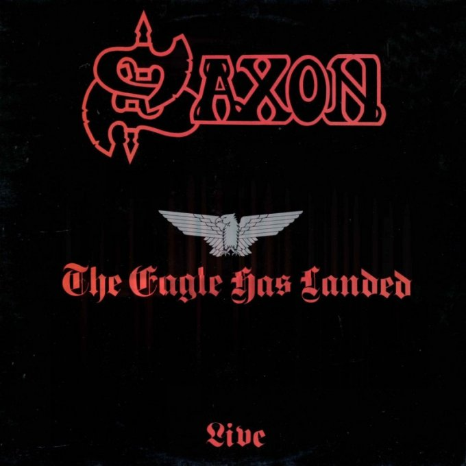 Metaldiktator - Saxon: The Eagle Has Landed - Live